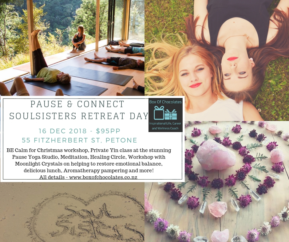 Pause & Connect - Soulsisters DAY Retreat