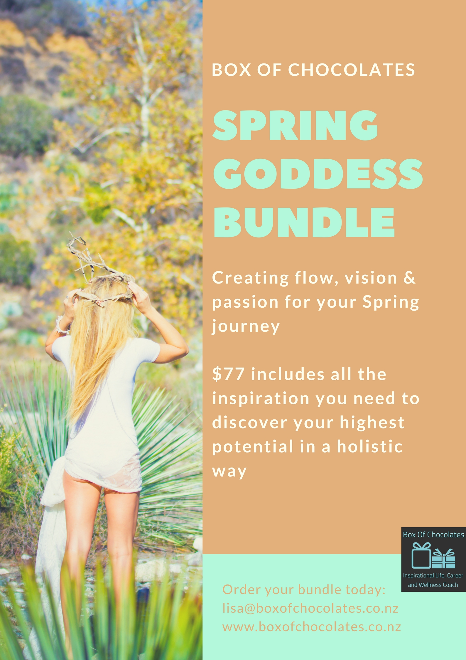 Spring Goddess Bundle